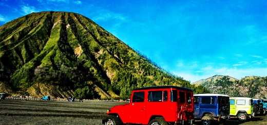 Pusat Persewaan Jeep untuk Wisata Bromo