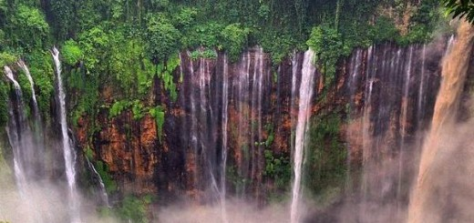 Coban Sewu Lumajang - Wisata Air Terjun Di Jawa Timur