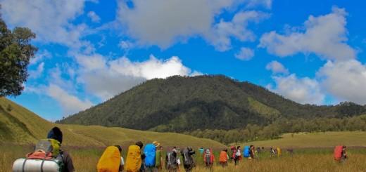 Paket Wisata Bromo Semeru Trekking