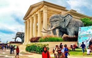 Jatim Park Wahana Wisata Terbaru Di Kota Batu Malang