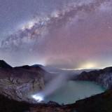 Paket Wisata Milky Way Ijen Crater Tour