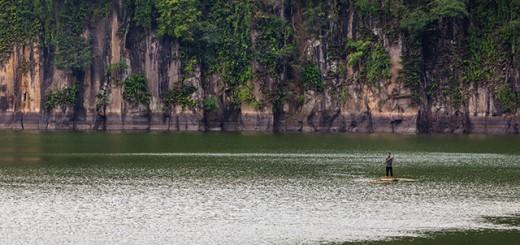 Wisata Danau Ranu Agung Tiris Probolinggo