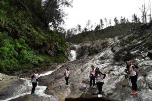 Kali Pahit, Air Terjun Dekat Kawah Ijen