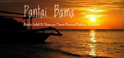 Pantai Bama, Pantai Indah Di Kawasan Taman Baluran Situbondo