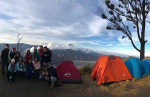 Paket Wisata Bromo Camping Milky Way
