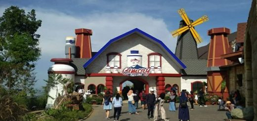 Cimory Dairyland Prigen Surabaya