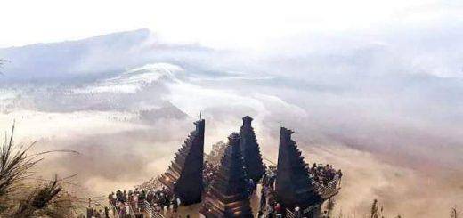 Penanjakan 2 Seruni Point Gunung Bromo
