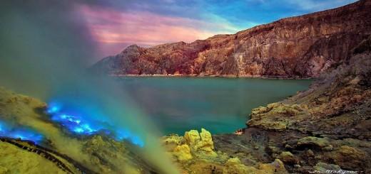 Paket Wisata Midnight ke Kawah Ijen Banyuwangi