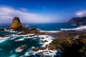Wisata Pantai Tanjung Papuma Jember Jawa Timur