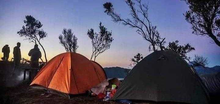 Pakej Percutian Surabaya Bromo Camping