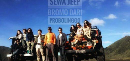 Sewa Jeep Bromo Dari Probolinggo