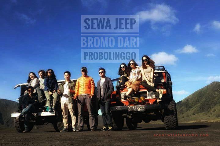 Sewa Jeep Bromo Dari Probolinggo Agent Wisata Bromo
