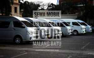 Sewa Mobil Untuk City Tour Malang Batu