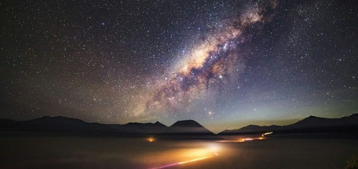 Paket Tour Photography Bromo Milky Way