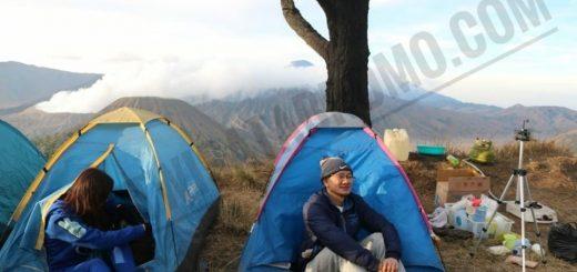 Paket Bromo Camping Kawah Ijen 3 Hari 2 Malam