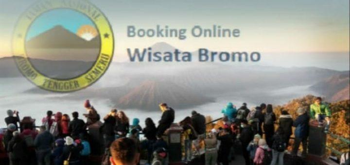 Booking Online Tiket Masuk Wisata Bromo